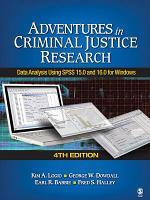 Adventures in Criminal Justice Research PDF