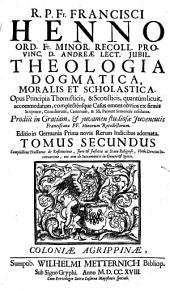 Theologia dogmatica ...