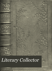 Literary Collector: Volume 8