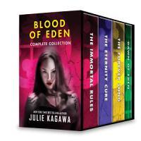 Julie Kagawa Blood of Eden Complete Collection PDF