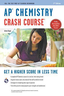 AP Chemistry Crash Course Book   Online PDF