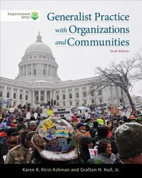 Brooks Cole Empowerment Series  Generalist Practice with Organizations and Communities PDF