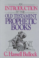 An Introduction to the Old Testament Prophetic Books PDF