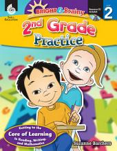 Bright & Brainy: 2nd Grade Practice: 2nd Grade Practice