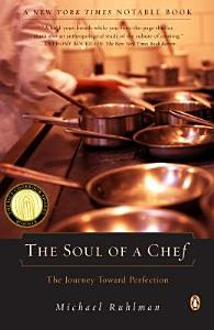 The Soul of a Chef Book