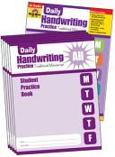 Daily Handwriting Practice Book