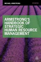 Armstrong s Handbook of Strategic Human Resource Management PDF