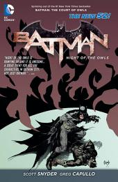 Batman: Night of the Owls (The New 52): Issue 9