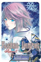 Rosario+Vampire: Season II, Vol. 3: test Three: Snow Oracle