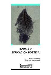 Poesía y educación poética