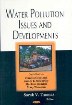 Water Pollution Issues and Developments