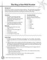 Reader s Theater Texas  Davy Crockett PDF