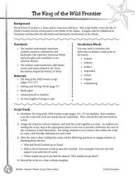 Reader s Theater Texas  Davy Crockett PDF