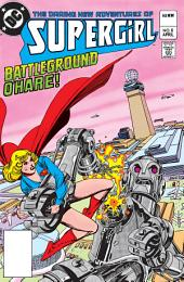 The Daring New Adventures of Supergirl (1982-) #6