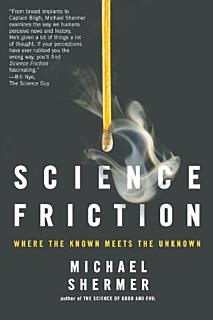 Science Friction Book
