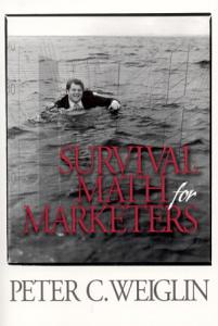 Survival Math for Marketers Book