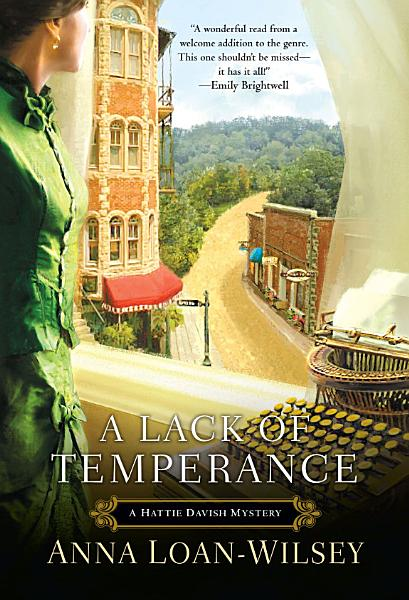 Download A Lack of Temperance Book