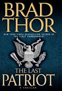 The Last Patriot Book