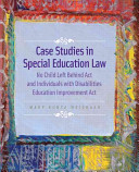 Case Studies in Special Education Law Book
