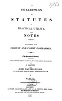 A Collection of Statutes of Practical Utility PDF