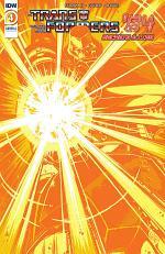 Transformers '84: Secrets and Lies #4
