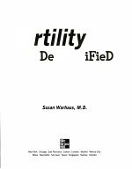 Fertility Demystified