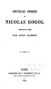 Nouvelles choisies de Nicolas Gogol