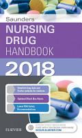 Saunders Nursing Drug Handbook 2018   E Book PDF