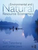 Environmental and Natural Resource Economics PDF