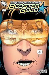 Booster Gold (2008-) #34