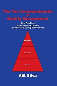 The Ten Commandments of Quality Management Book