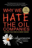 Why We Hate the Oil Companies PDF
