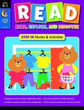 READ: Step In, Gr. K–1, eBook