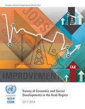 Survey of Economic and Social Developments in the Arab Region 2017 2018 PDF