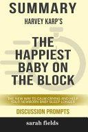 Summary  Harvey Karp s the Happiest Baby on the Block