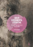Queer Experimental Literature PDF