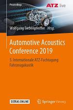 Automotive Acoustics Conference 2019