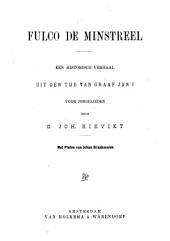 Fulco de minstreel: een historisch verhaal uit den tijd van graaf Jan I voor jongelieden
