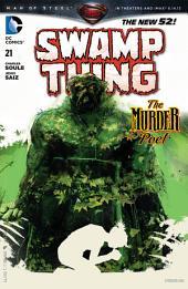 Swamp Thing (2011-) #21