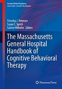 The Massachusetts General Hospital Handbook of Cognitive Behavioral Therapy Book