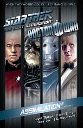 Star Trek: The Next Generation/Doctor Who: Assimilation Vol. 1