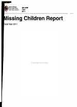 Missing Children's Report