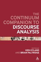 Continuum Companion to Discourse Analysis PDF