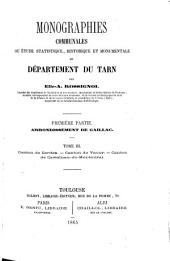 Arrondissement de Gaillac (4 v.)