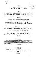 The Life and Times of Mary  Queen of Scots PDF
