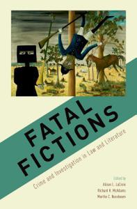 Fatal Fictions Book
