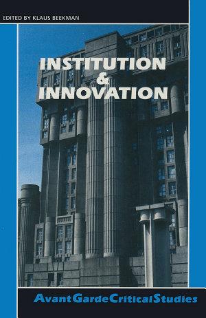 Institution & Innovation
