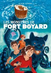 Les monstres de Fort Boyard