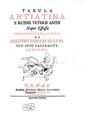 Tabula Antiatina