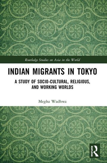 Indian Migrants in Tokyo PDF